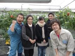 なお(だいなお) 公式ブログ/トマト収穫。in那須塩原 画像3