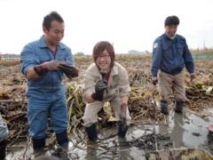 なお(だいなお) 公式ブログ/慈姑収穫体験。in越谷 画像2