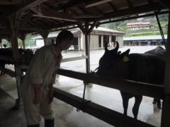 なお(だいなお) 公式ブログ/共進会。in兵庫県美方郡温泉町 画像1