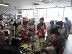 なお(だいなお) 公式ブログ/調理実習、試食会。inおやこ料理教室 画像1