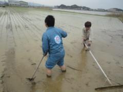 なお(だいなお) 公式ブログ/田植え。in松江市 画像2