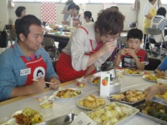 なお(だいなお) 公式ブログ/調理実習、試食会。inおやこ料理教室 画像2
