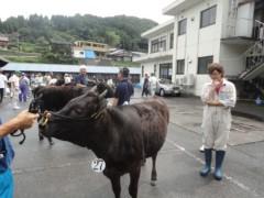 なお(だいなお) 公式ブログ/共進会。in兵庫県美方郡温泉町 画像2