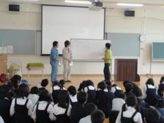なお(だいなお) 公式ブログ/お米の授業。in鳥取大学付属小学校 画像1
