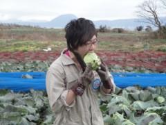 なお(だいなお) 公式ブログ/キャベツ収穫。in日出 画像2