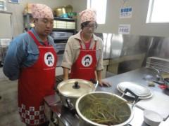 なお(だいなお) 公式ブログ/収穫のお手伝い。in秋田県にかほ市 画像2