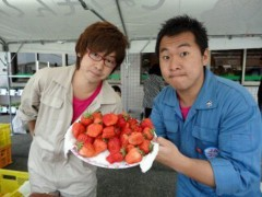 なお(だいなお) 公式ブログ/販売お手伝い。in博多じょうもんさん福重市場 画像1