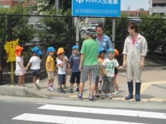 なお(だいなお) 公式ブログ/交通安全教室。inJAおうみ冨士野洲支店 画像2