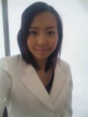 大山真実 公式ブログ/久々白スーツ 画像1