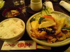 銭元玉香 公式ブログ/昨日の夕飯 画像1