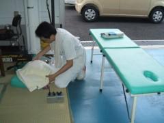 グレート義太夫 公式ブログ/出張鍼灸! 画像3