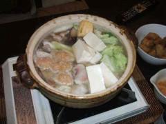 グレート義太夫 公式ブログ/「冬は鍋!」 画像2