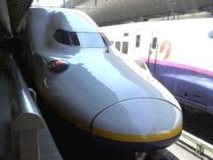 グレート義太夫 公式ブログ/東北(山形)新幹線。 画像1