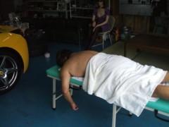 グレート義太夫 公式ブログ/出張鍼灸! 画像1
