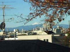 グレート義太夫 公式ブログ/富士山からのぉ〜! 画像1