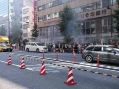 グレート義太夫 公式ブログ/第十七回 目黒のさんま祭り 画像2