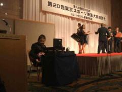 グレート義太夫 公式ブログ/東スポ映画祭。 画像1