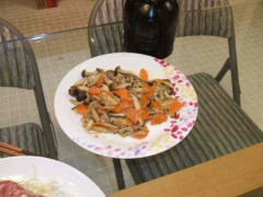 グレート義太夫 公式ブログ/等々力ベース食事会 画像1