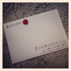 藤咲彩香 公式ブログ/Thank u* 画像2
