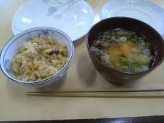 石澤里実 公式ブログ/昼食 画像1