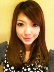 石澤里実 公式ブログ/切っちゃった〜( ≧▼≦) 画像1