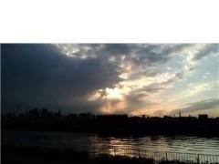 エイジア エンジニア 公式ブログ/夕日♪ 画像2