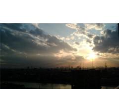 エイジア エンジニア 公式ブログ/昨日の空♪ 画像2