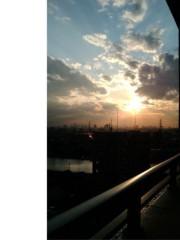 エイジア エンジニア 公式ブログ/昨日の空♪ 画像1