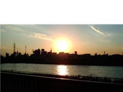 エイジア エンジニア 公式ブログ/夕日♪ 画像3