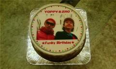 エイジア エンジニア 公式ブログ/Funky ZROPPY Birthday Party♪ byけーぢぃ 画像2