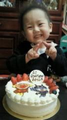 媛華(mamaLove) 公式ブログ/Happy BirthdayRuki 画像2