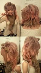 媛華(mamaLove) 公式ブログ/ポスター&ジャケット撮影髪型 画像1