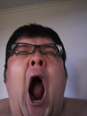 いでけんじ 公式ブログ/いでちゃんVS力士! 画像1