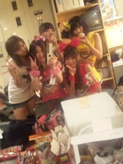 神咲みゆ 公式ブログ/アイドル王2010 だワショーイ 画像3
