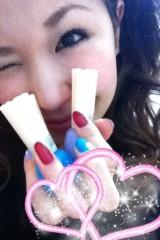 神咲みゆ 公式ブログ/爪塗り塗り 画像1
