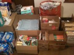 池内ひろ美 公式ブログ/緊急支援の物資など 画像1