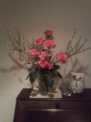 池内ひろ美 公式ブログ/美しい薔薇をいただきました 画像1