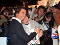 Tom Cruise 公式ブログ/こんにちは and Thank You! 画像1