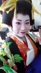 а‐сhaи(クキプロ) 公式ブログ/花魁撮影 画像2
