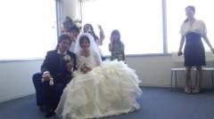 а‐сhaи(クキプロ) 公式ブログ/結婚式 画像1