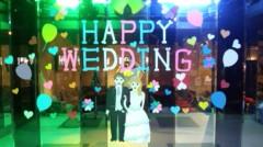 а‐сhaи(クキプロ) 公式ブログ/結婚式 画像3