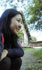 石川美佳 プライベート画像 2012年夏に行った清里キャンプ☆