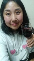 石川美佳 公式ブログ/本日の晩酌写メ☆赤ワイン飲んでいます☆ 画像1