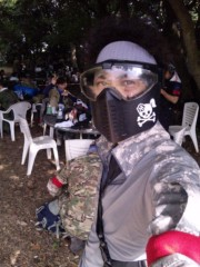 ダイオウイカ夫 プライベート画像/サバゲー アフロ軍曹 2011-09-13 01:21:09