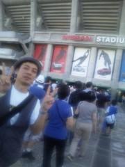 ダイオウイカ夫 公式ブログ/横浜マリノス対ガンバ大阪 画像1
