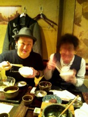 ダイオウイカ夫 公式ブログ/お笑いランチ部高田馬場編 画像3