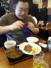 ダイオウイカ夫 公式ブログ/お笑いランチ部 品川駅編 画像2
