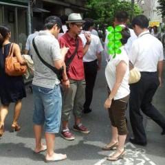 ダイオウイカ夫 公式ブログ/お笑いランチ部〜恵比寿編〜 画像1