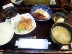 ダイオウイカ夫 公式ブログ/お笑いランチ部高田馬場編 画像2