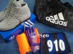 ダイオウイカ夫 公式ブログ/adidasファミリーセール 画像1